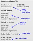 Vstopna mobilna aplikacija